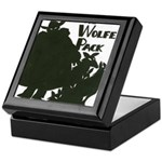 Nero Wolfe Keepsake Box