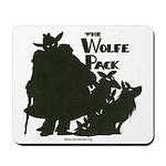 Nero Wolfe Mousepad