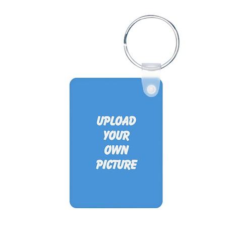 Design Your Own Aluminum Photo Keychain