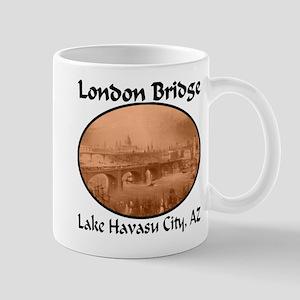 London Bridge, Lake Havasu City, AZ Mug