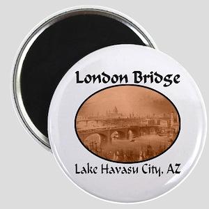 London Bridge, Lake Havasu City, AZ Magnet