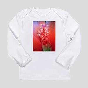 Explosion Long Sleeve Infant T-Shirt