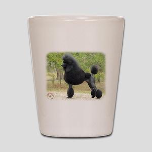 Poodle Standard 9C99D-05 Shot Glass