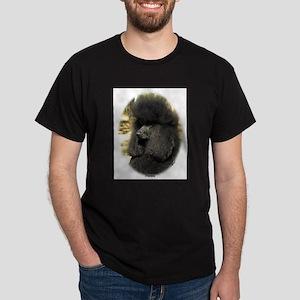 Poodle Standard 9F5D-02 Dark T-Shirt