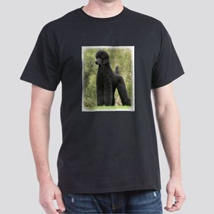 Poodle Standard 9Y181D-031 Dark T-Shirt