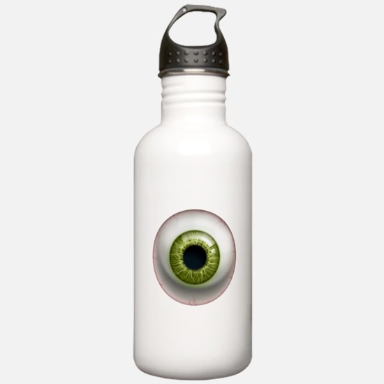 The Eye: Green Water Bottle