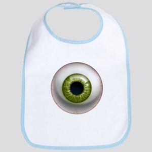 The Eye: Green Bib