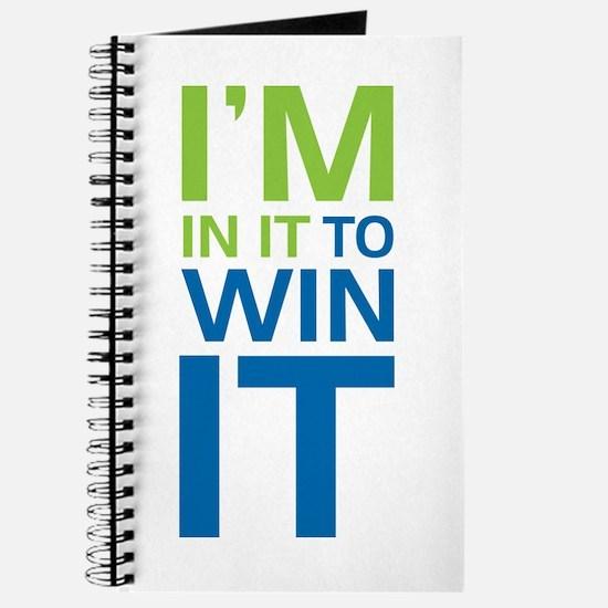 I'm in it to WIN it! Journal