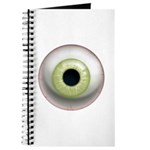 The Eye: Green, Light Journal