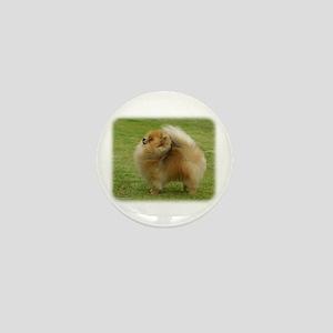 Pomeranian 9T072D-001 Mini Button