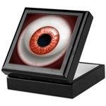 The Eye: Red Keepsake Box