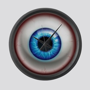 The Eye: Electric Large Wall Clock