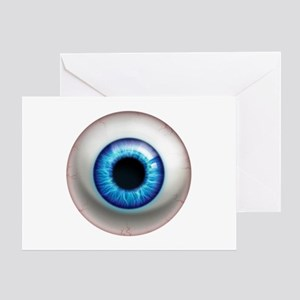 The Eye: Electric Greeting Card