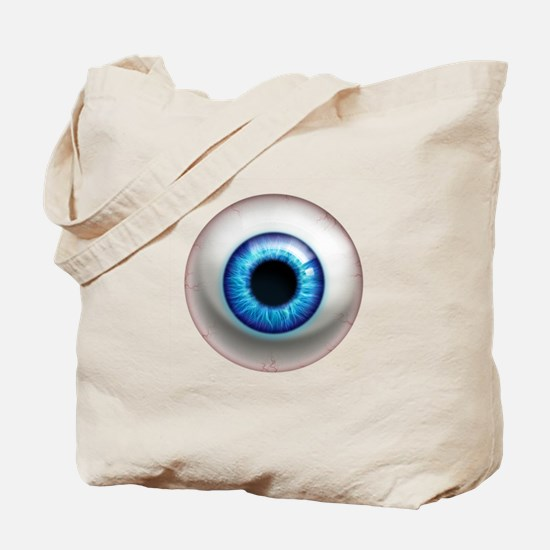 The Eye: Electric Tote Bag