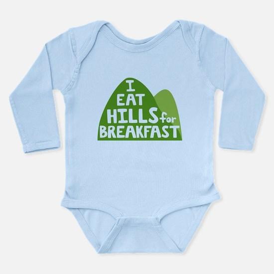 Hills Long Sleeve Infant Bodysuit