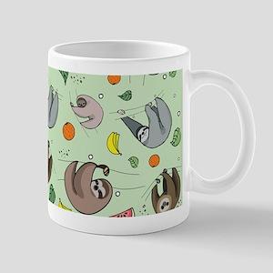 Sloths Mugs