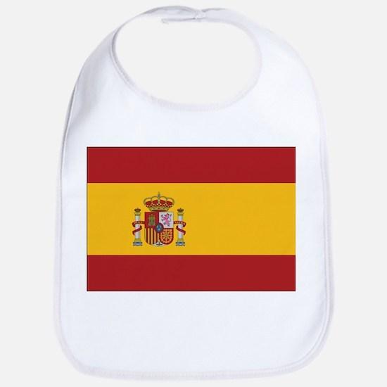 Spain State Flag Bib
