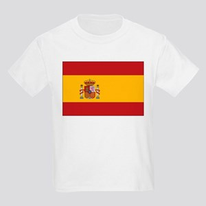 Spain State Flag Kids T-Shirt