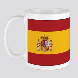 Spain State Flag Mug