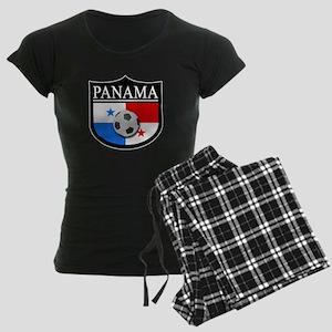 Panama Patch (Soccer) Women's Dark Pajamas