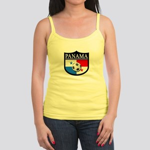 Panama Patch (Soccer) Jr. Spaghetti Tank