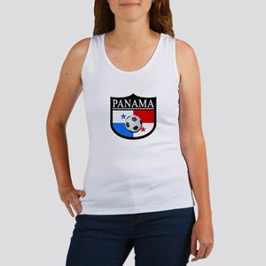 Panama Patch (Soccer) Women's Tank Top