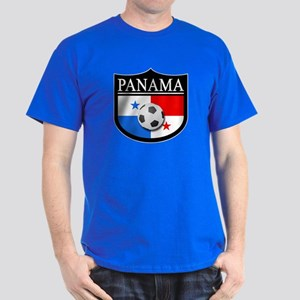 Panama Patch (Soccer) Dark T-Shirt