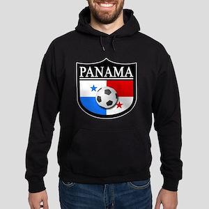 Panama Patch (Soccer) Hoodie (dark)
