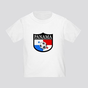Panama Patch (Soccer) Toddler T-Shirt