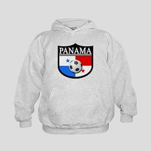Panama Patch (Soccer) Kids Hoodie