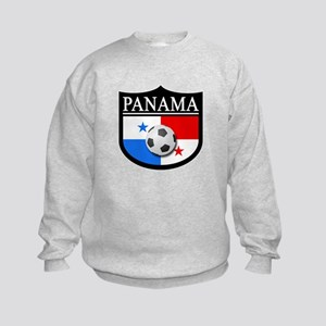 Panama Patch (Soccer) Kids Sweatshirt