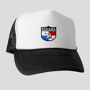 Panama Patch (Soccer) Trucker Hat