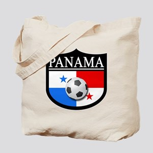 Panama Patch (Soccer) Tote Bag