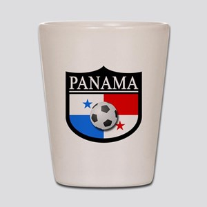 Panama Patch (Soccer) Shot Glass