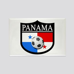 Panama Patch (Soccer) Rectangle Magnet