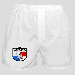 Panama Patch (Soccer) Boxer Shorts