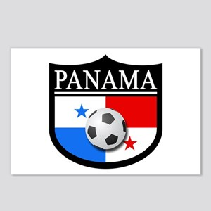 Panama Patch (Soccer) Postcards (Package of 8)