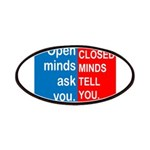 Open Mind Patches