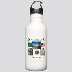 Irish Brigade at Antietam Stainless Water Bottle 1