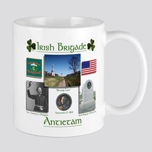 Irish Brigade at Antietam Mug