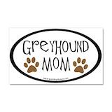 """Greyhound 12"""" x 20"""""""