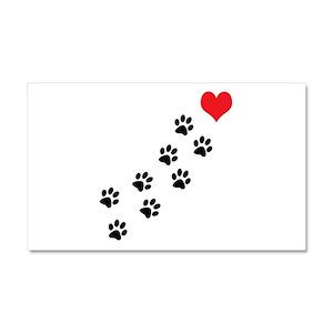 5077d9a4e8f67 Dog Car Magnets - CafePress
