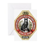 Barcelona Cat Greeting Cards (Pk of 20)