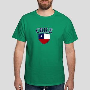 Chile Shield Dark T-Shirt