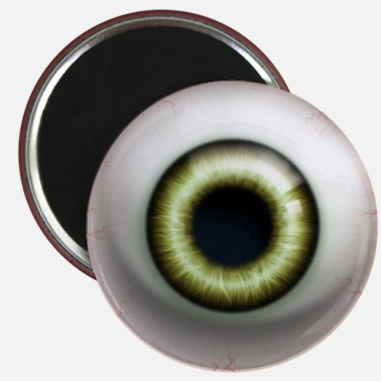 """The Eye: Zombie 2.25"""" Magnet (10 pack)"""