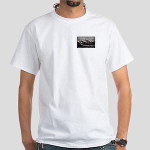 Grindelwald Fog White T-Shirt
