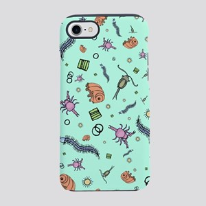 Microscopic Animals iPhone 7 Tough Case