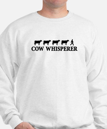 Cow Whisperer Jumper