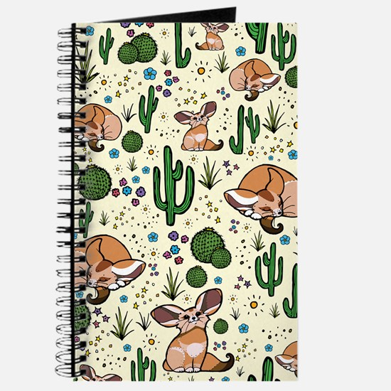Fennec Foxes Journal