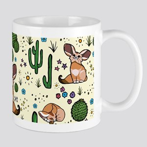 Fennec Foxes Mugs